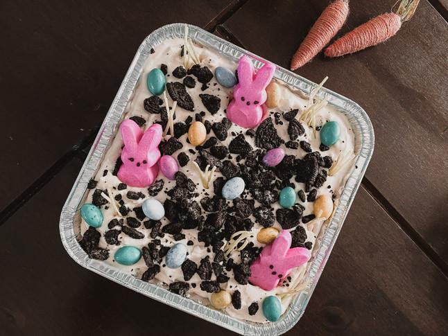 20-Minute Easter Oreo Dirt Cake