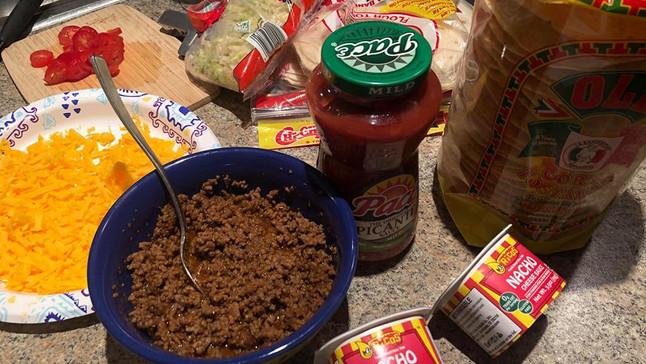 Taco Tuesdays - DIY Crunchwrap Supreme