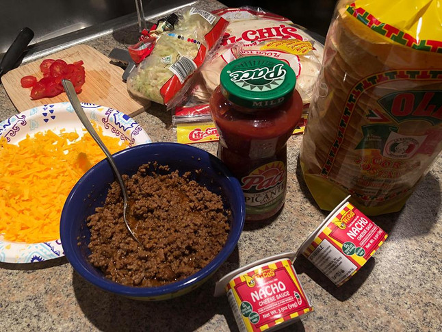 Taco Tuesdays - DIY Crunchwrap Supreme
