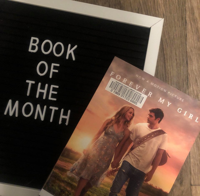February Book of the Month