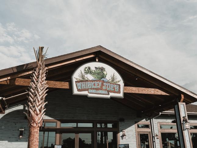 Whiskey Joe's Bar & Grill in Ellenton, Florida