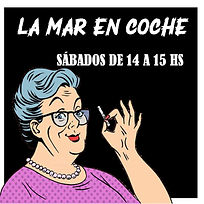 LA MAR EN COCHE