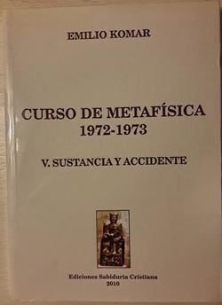 Metafísica 5, 2010