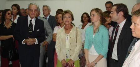 Velasco, Inés Cassagne, los Milhas
