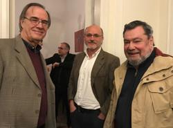 Alberto, Miguel, Oscar