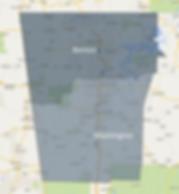DBL Home Inspections, LLC, Service Area, Benton County, Washington County, Bella Vista, Bentonville, Rogers, Springdale, Fayetteville, Arkansas, home inspectors bella vista ar