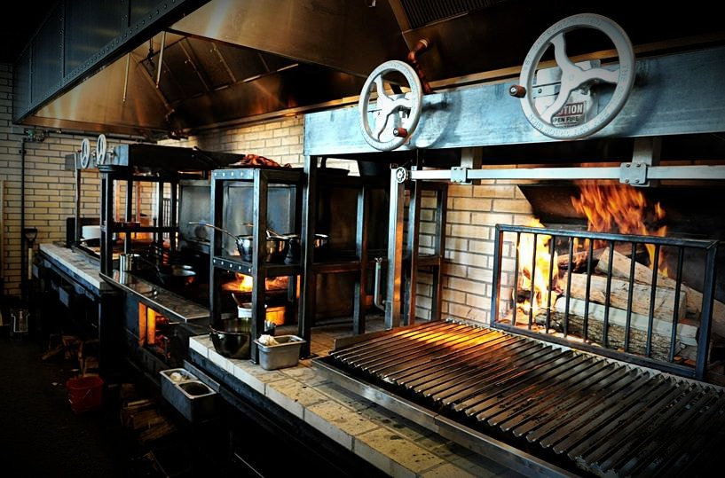 Restaurant Consulting Kitchen Design Woodfire Grill