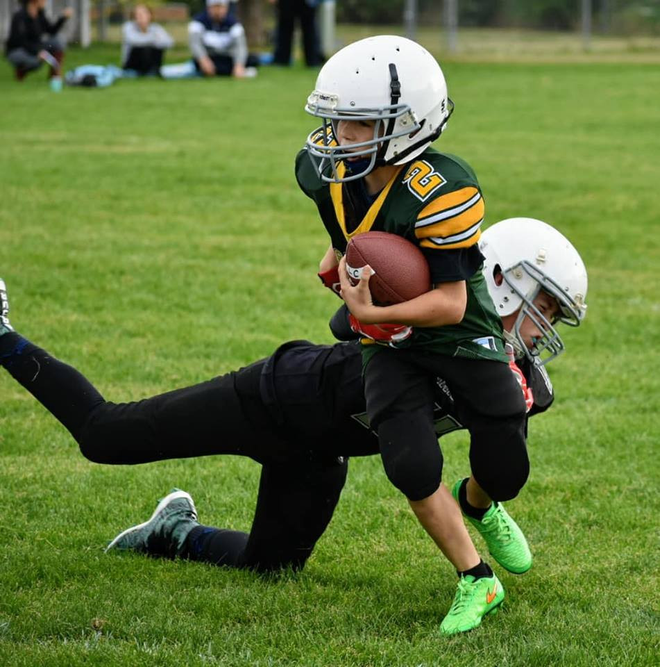 Youth Football Bozeman, Montana:  Fundamentals in Youth Sports