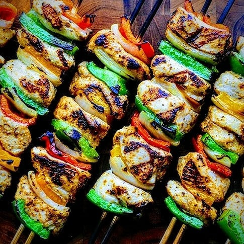 WHO DOES NOT LIKE A KABOB?