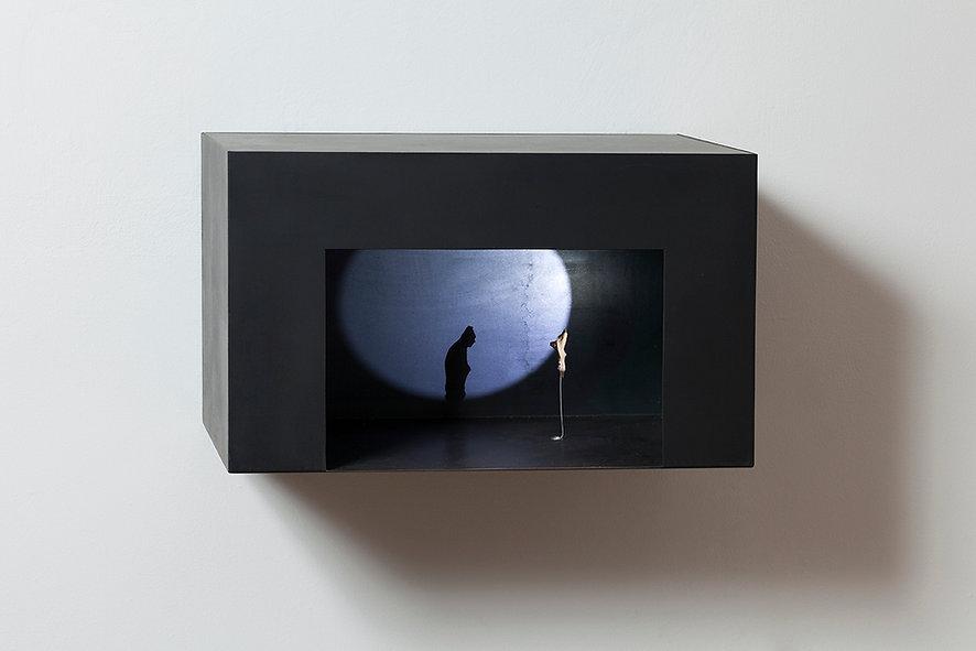 Tommaso Spazzini Villa, ombre