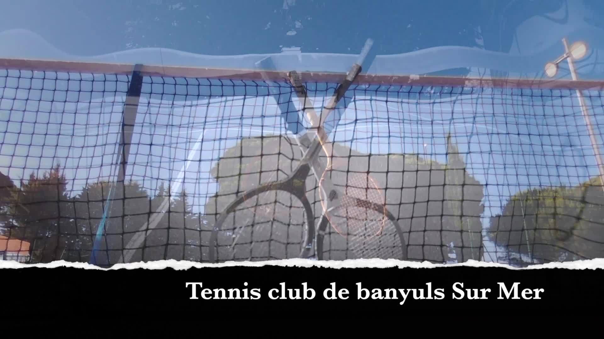 Tennis club de Banyuls