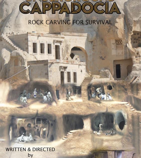 UNDERGROUND CAPPADOCIA - Rock Carving fo