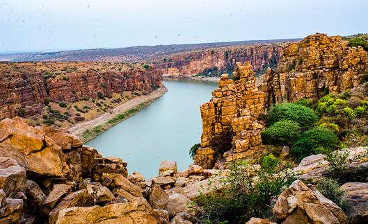 Penna River Canyon