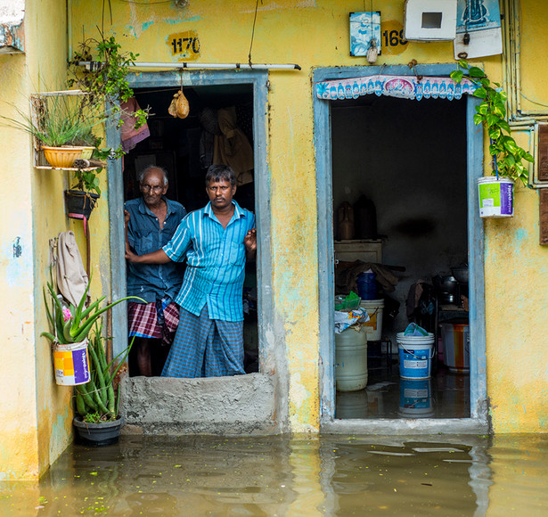 Cyclone Nivar 2020. Shot for UNICEF.