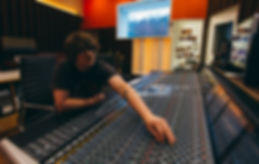 mixerbord mixing console