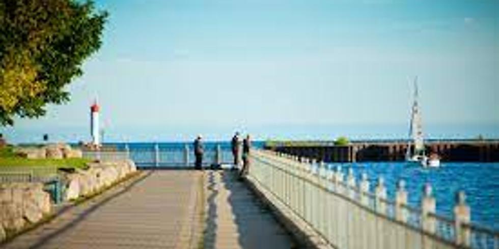 Walk Whitby Lakeshore