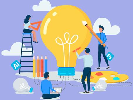 Ser criativo traz ganhos para o negócio: Veja 5 dicas de especialistas