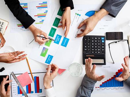 5 passos para um orçamento empresarial eficaz