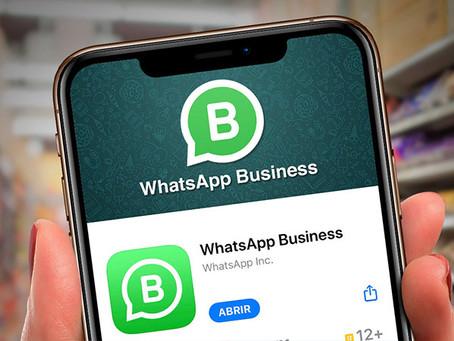 WhatsApp lança oficialmente função business