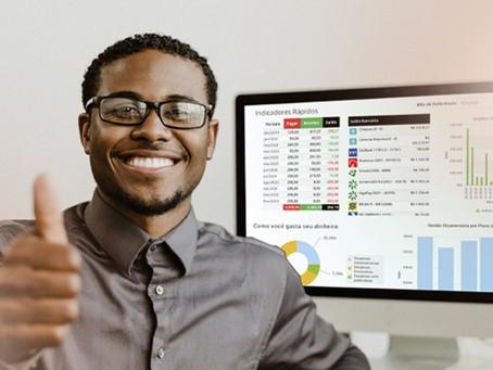 Um ERP pode ajudar os líderes a tomarem decisões bem informadas com base em dados significativos.