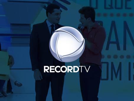 Gigatron na Hora do Faro da Record TV!