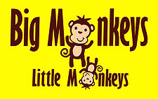 Big Monkeys Little Monkeys Logo
