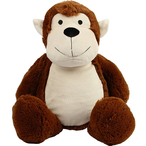 Large Monkey Teddy