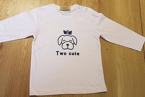 "2nd ""Two"" Birthday Dog T-Shirt"