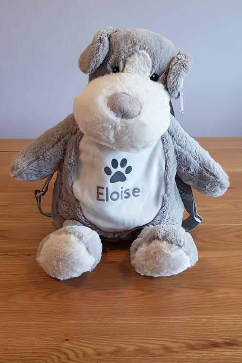Personalised Dog Backpack