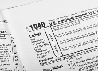 Tax Returns & Bankruptcy
