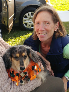 Hilary and Bella 2017 Doxie Day.jpg