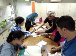 Oficina de Linguagem Tridimensional e Projeto