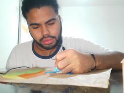 Gustavo desenho