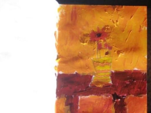 """Pinturas """"Além da Luz"""""""