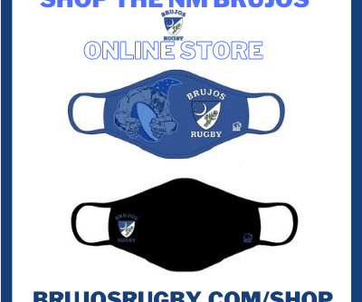 Brujos Masks are Here! AGM this Weekend, and Brujos Share the love with Marauders.