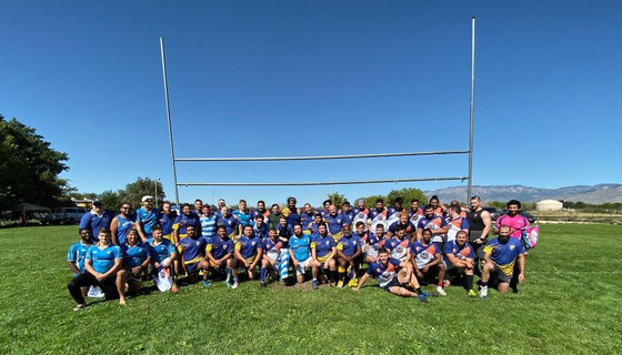 #PrideInRugby scores big, date for Rugby is a drag announced, and other October Brujos news.