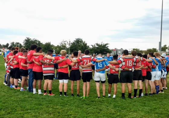 Brujos play friendly against UNM, announce Southwest #PrideInRugby Fiesta in early October.