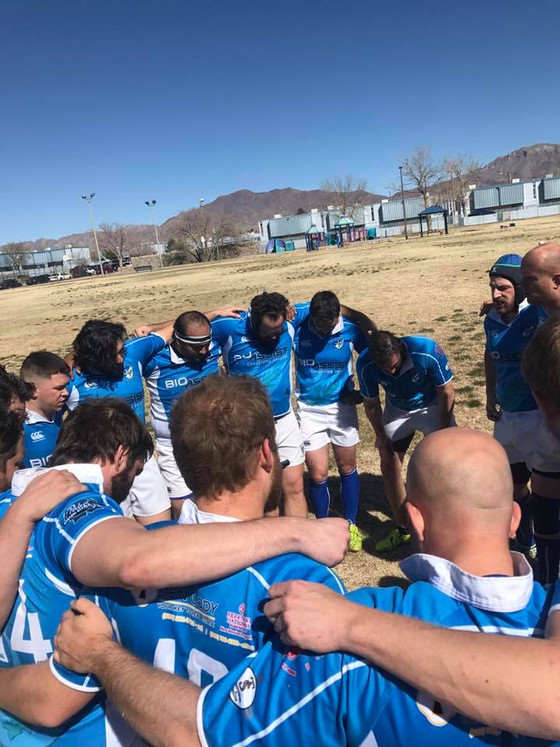 Brujos fall 34 to 22 in a hard fought opener to the spring season.