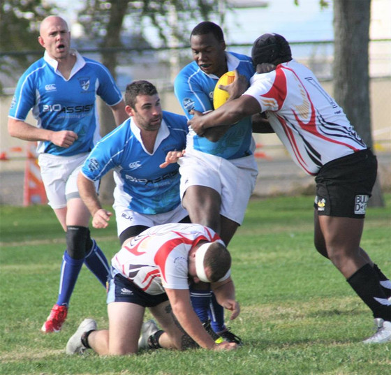 Brujos go undefeated on Rugby pitch at High Desert, but don't taste championship.