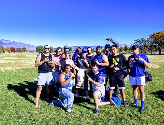 New Mexico Brujos win 2019 High Desert Classic, set sights on Rio Grande Rugby Union season.