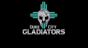 NM Brujos to play exhibition at Gladiators half this Sunday. Brujos golf tourney tickets on sale!