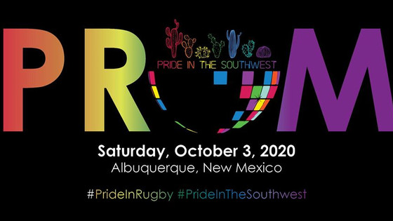 Early bird registration now open for 2020 Pride in the Southwest Rugby Prom 15s Tournament!