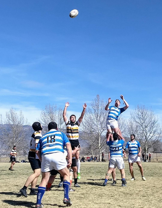 Brujos sting El Paso 57 to 38, face the Varks this weekend.