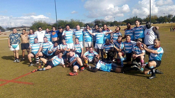 NM Rugby super team once again dominates in Arizona and Fall 2018 Brujos news.