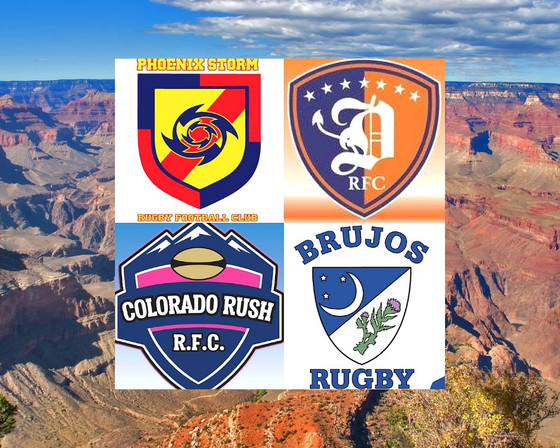 Brujos to co-host Southwest #PrideInRugby Fiesta next weekend, Important Brujos Facebook Group Infor