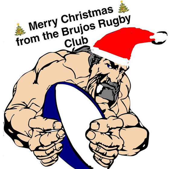 NM Brujos to run practice tomorrow, holiday pub crawl this Saturday, and Rugby is a Drag...Show tick