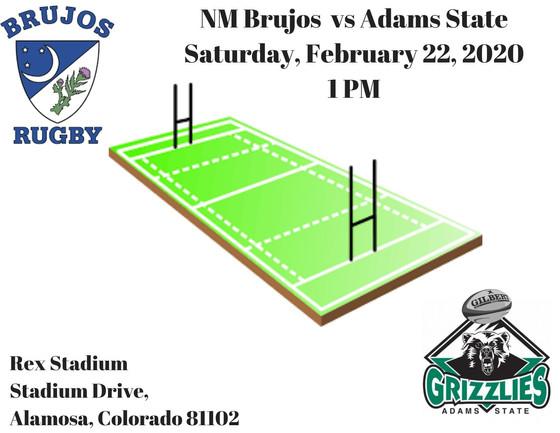 Brujos kick off 2020 spring season vs Adams State this weekend.