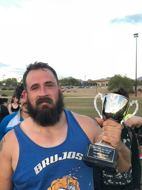 Brujos end Fall 17 on a high note, win the inaugural Trevor Hileman Memorial Cup, and Rugby is a Dra