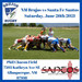 NM Brujos rematch with SF Santos scheduled for Saturday, June 26th. Blue Magic Coffee now on sale!