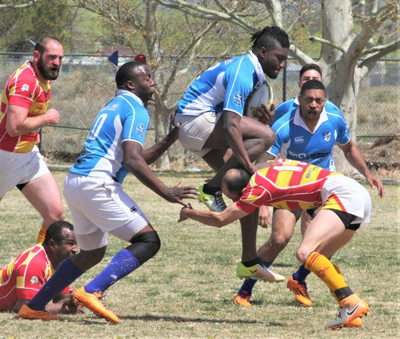 Brujos climb past Santos, finish first in divison to earn playoff berth.